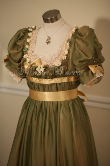 Regency Edwardian Dress