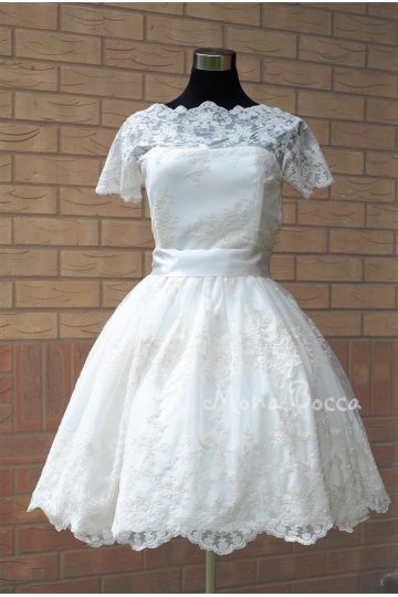 1950's styled dress
