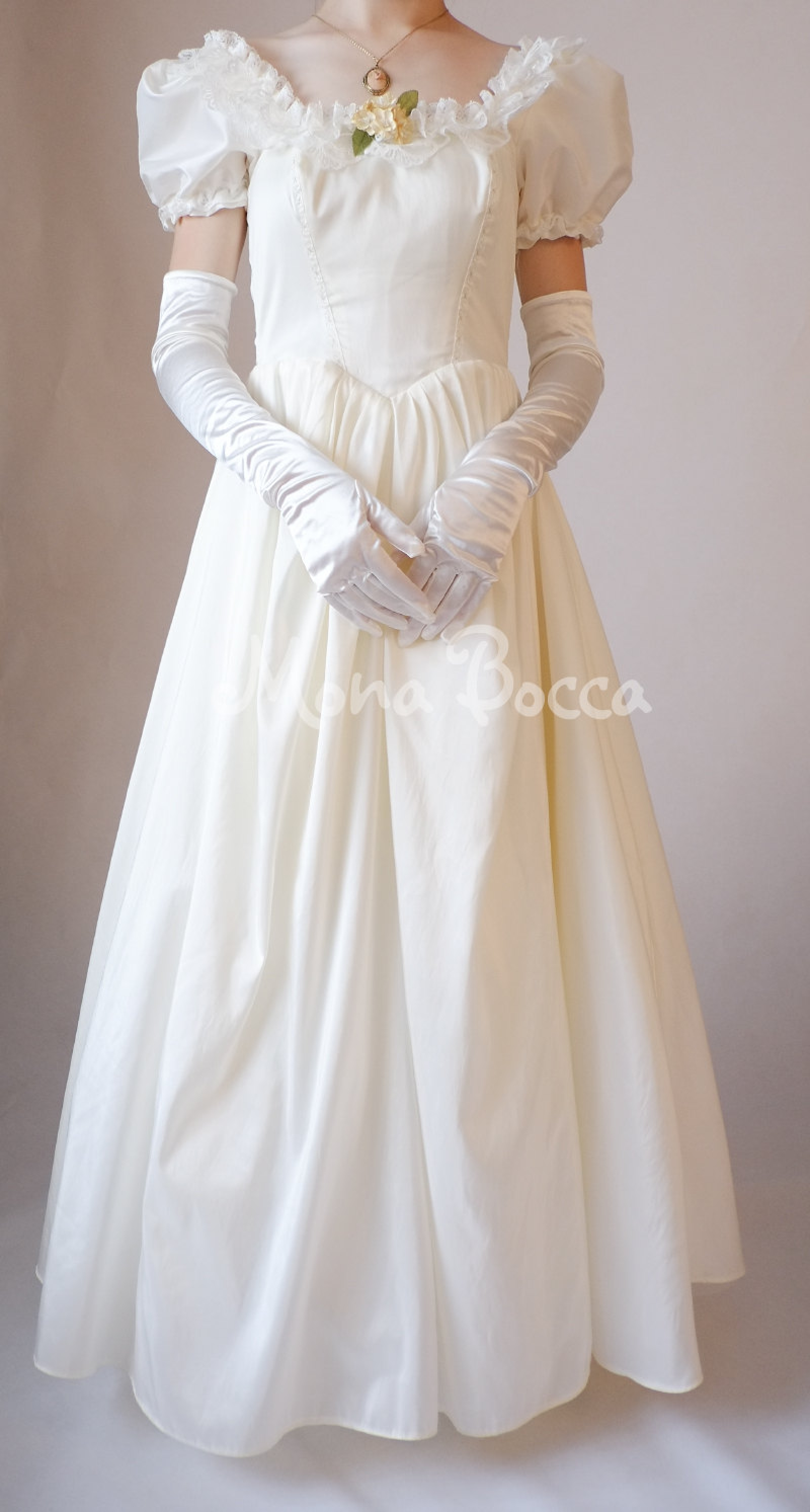 Victorian debutante dress Victorian soiree dress Made to order in UK ...