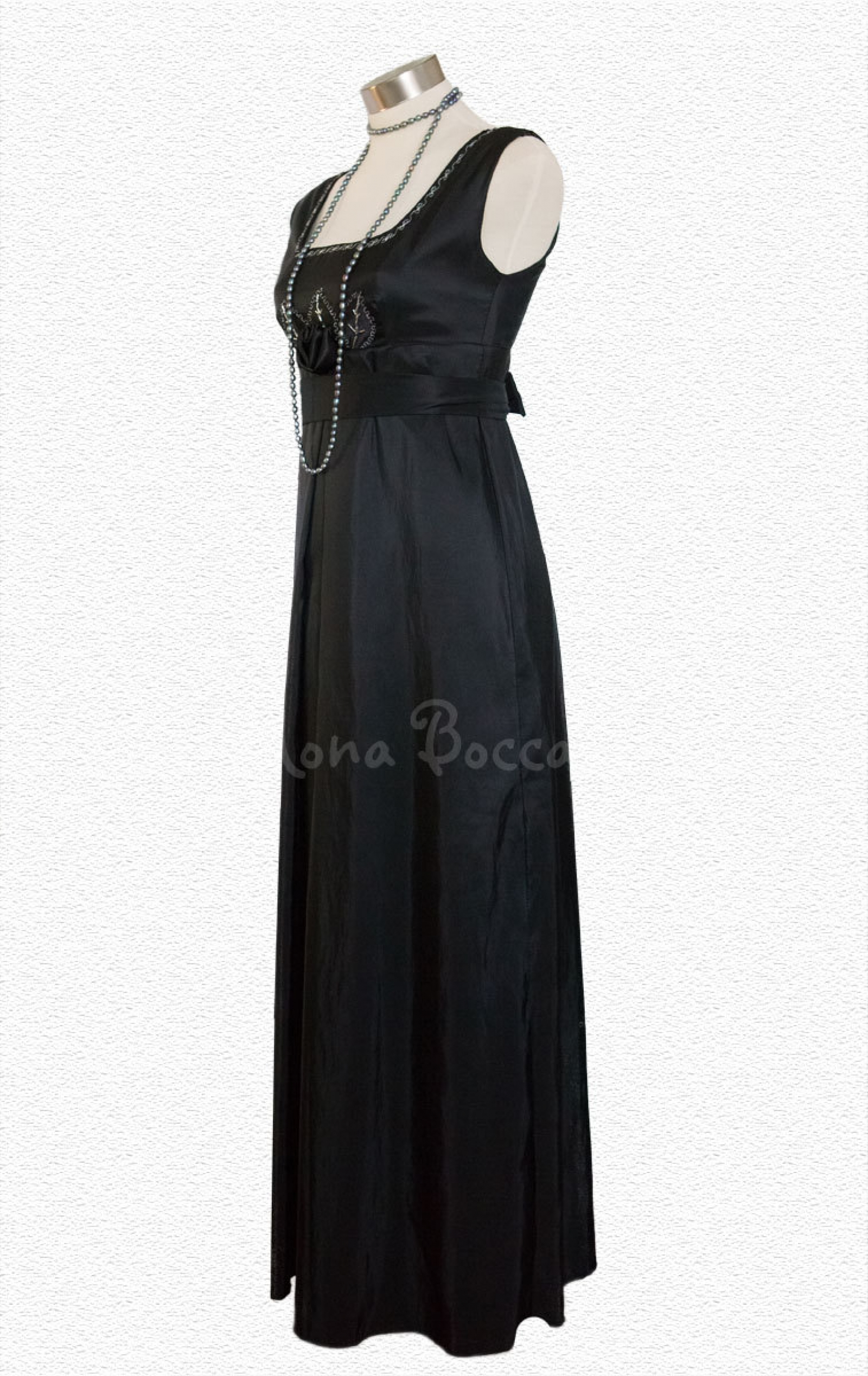 Hand made Edwardian dress - inspired by Downton Abbey period ...