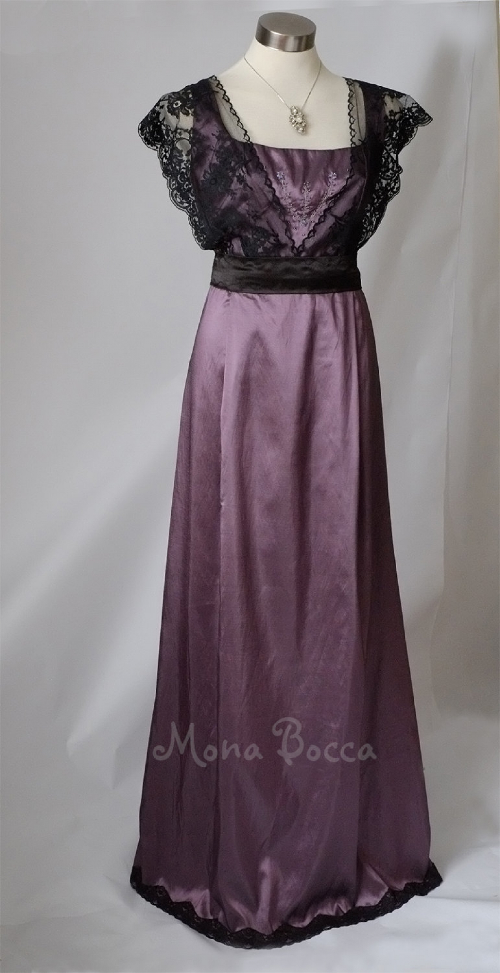 Made To Order Edwardian Dress Mona Bocca Dresses