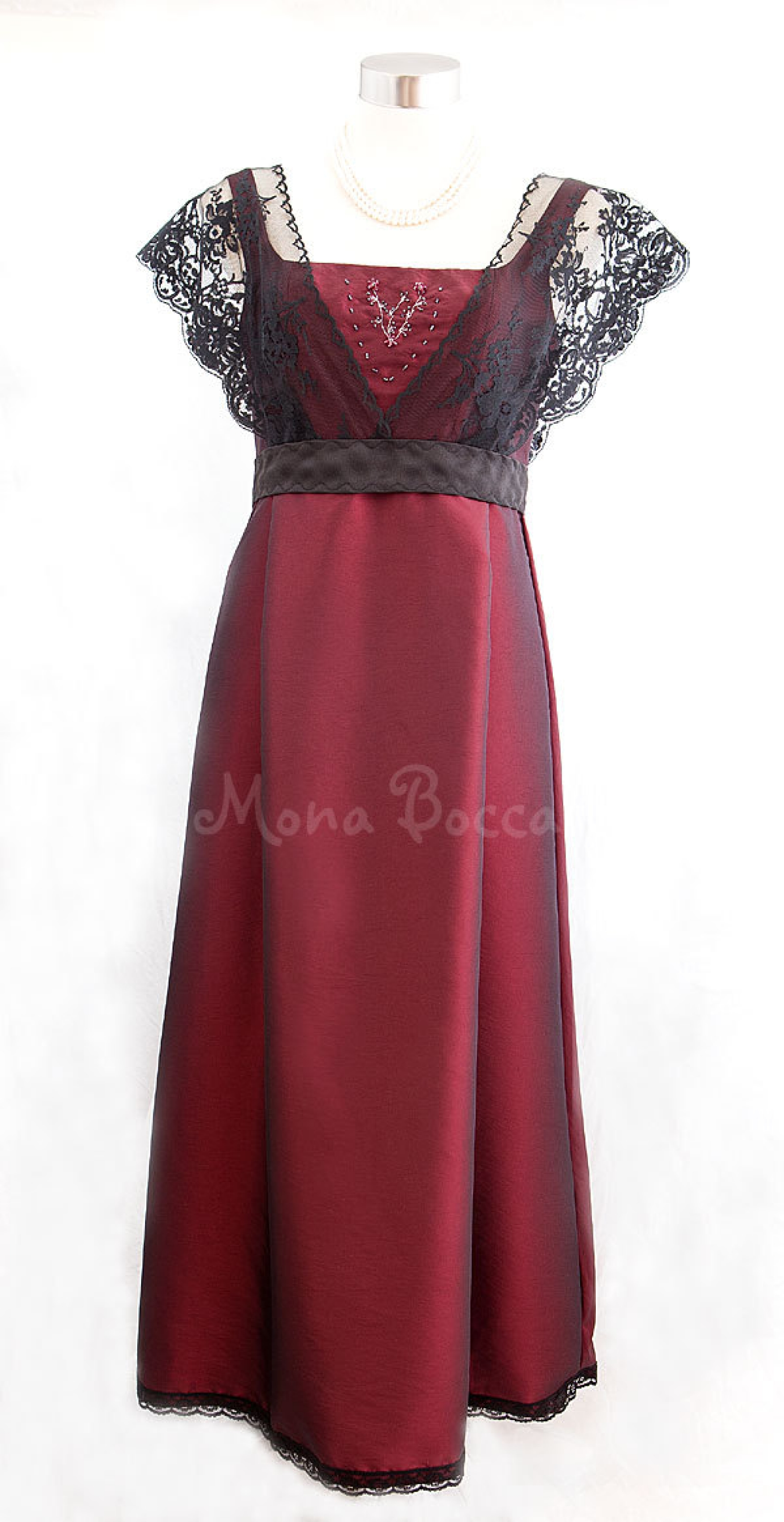 Downton Abbey Inspired Dress Mona Bocca Dresses